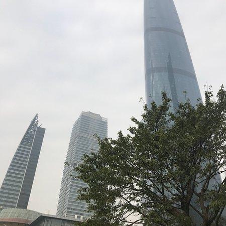 The Ritz-Carlton, Guangzhou Foto