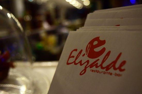 Elizalde Bar-Restaurante: Presentación Elizalde