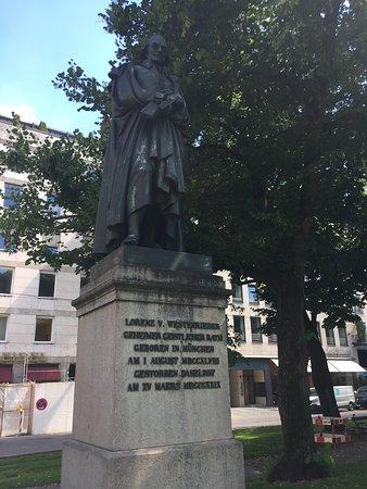 Lorenz von Westenrieder Monument
