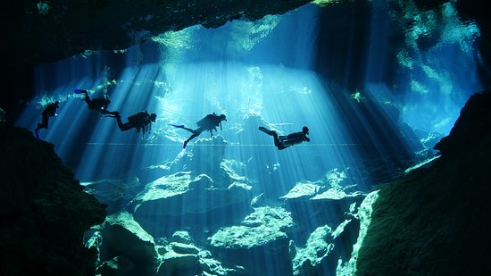 Heaven Under Earth Divers