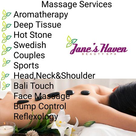 ‪Jane's Haven Beauty Spa‬