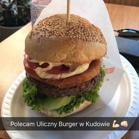 Najlepsze Burgery!!!