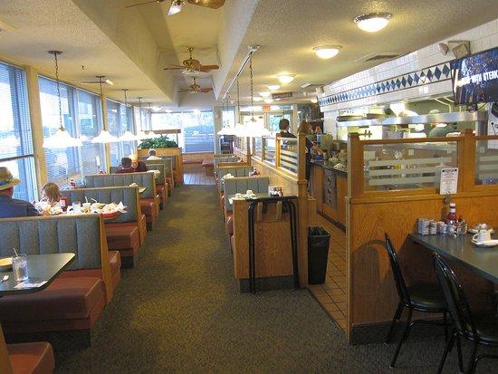 Car Rental Fargo Nd: Randy's University Diner, Fargo