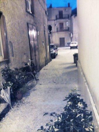 Castel San Giorgio, Italië: castelluccio nevicata del 2016