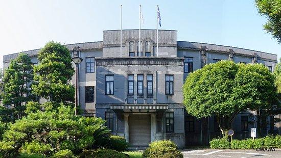Kumamoto University Hombu (Kyu Kumamoto Industrial High School Honkan)