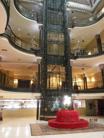 Gran Hotel Ciudad De Mexico Lobby