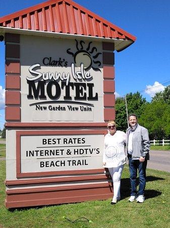 Clark's Sunny Isle Motel-bild