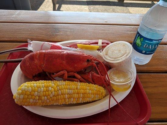 The Newport Lobster Shack: IMG_20180704_162656_large.jpg