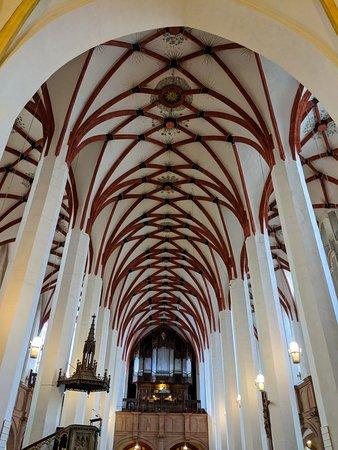 St. Thomas Church (Thomaskirche) ภาพถ่าย