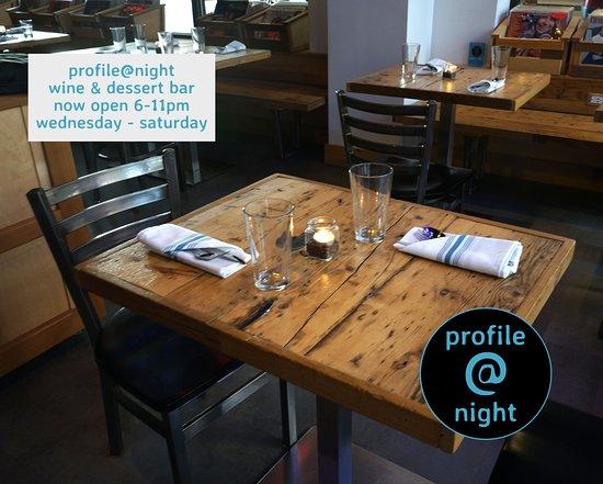 Profile at Night Wine & Dessert Bar照片