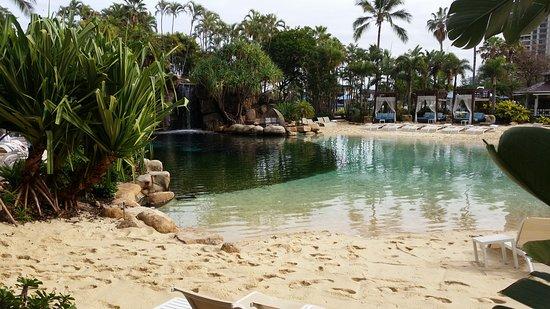 滑浪天堂万豪度假酒店及水疗中心照片
