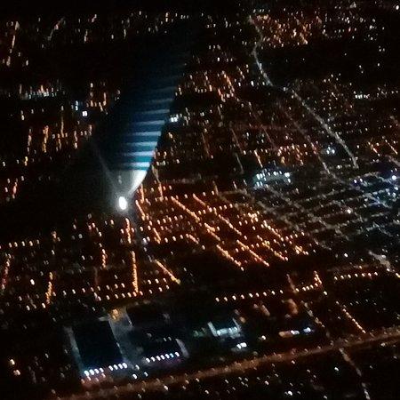 阿根廷航空照片