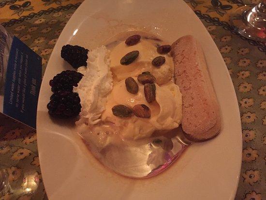 Yafa: Sobremesa delícia