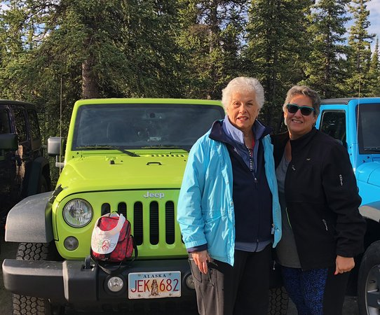 Denali Highway Jeep Excursion照片