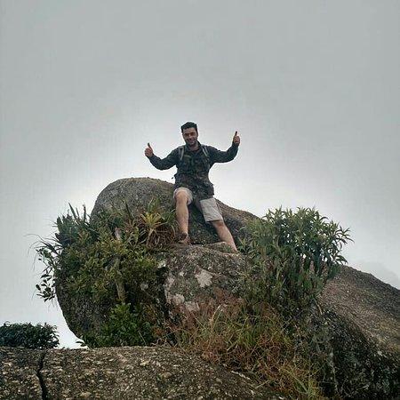 Pedra Selada Peak照片