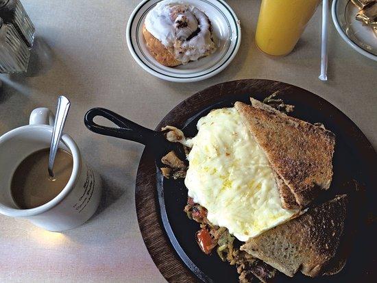 Chelsea Royal Diner: best breakfast