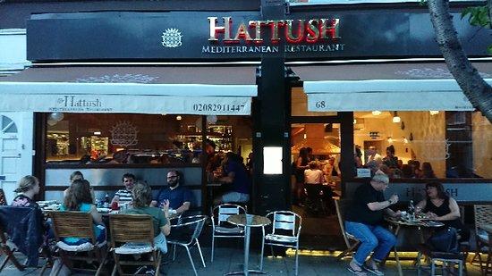 Hattush Mediterranean Restaurant照片