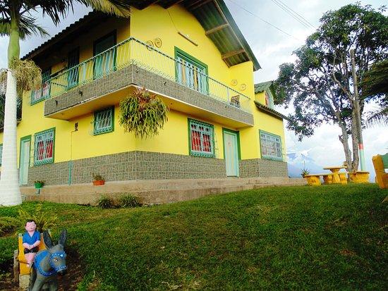 Cartagena District, Colombia: Alojamiento en casa principal tradicional