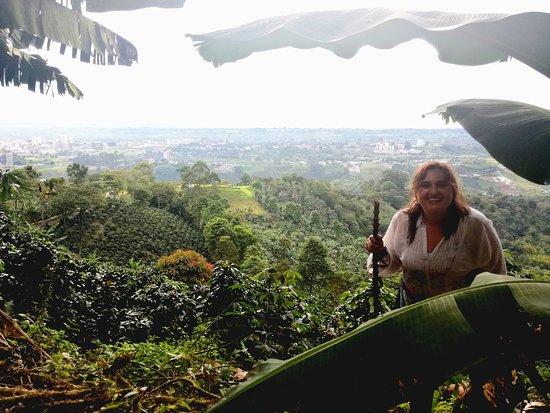 Cartagena District, Colombia: vista desde la montaña