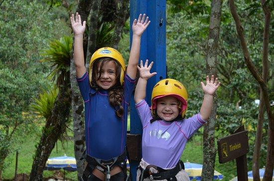Parque Corredeiras: A criançada ama esse lugar