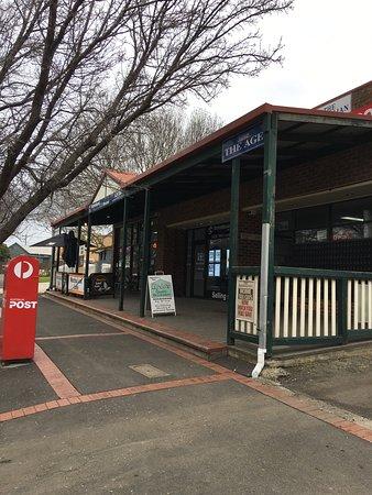Riddells Creek, Australia: Mocha Leaf Cafe