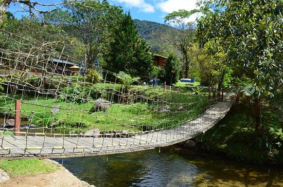 Visconde de Maua, RJ: diversos jardins