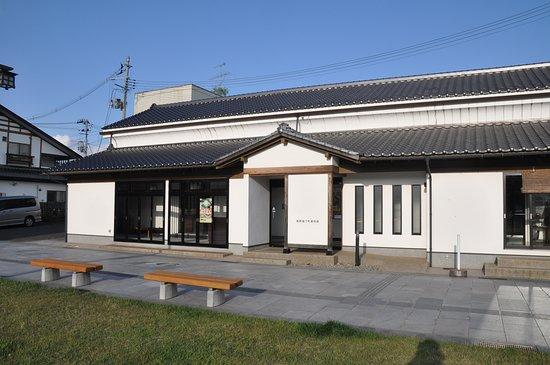 Tono, Япония: 白壁のとても趣のある建物です