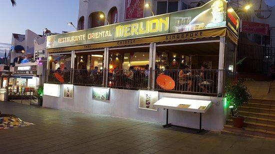 imagen Restaurante Oriental Merlion en Adeje