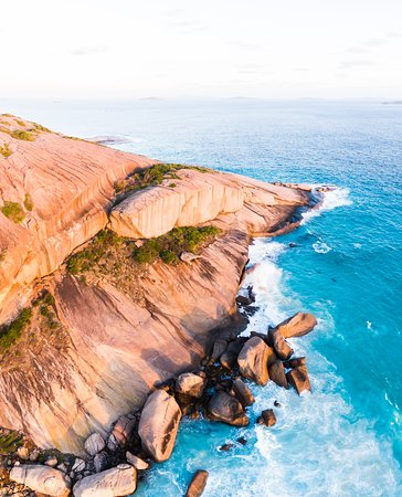 Esperance, Australie : Bird eye view Thanks Josh