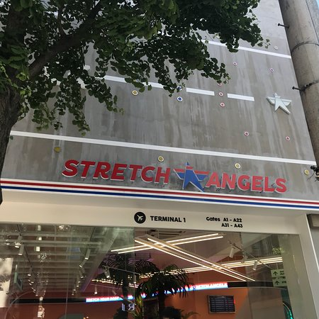 Stretch Angels Carosugil Flagsahip Store