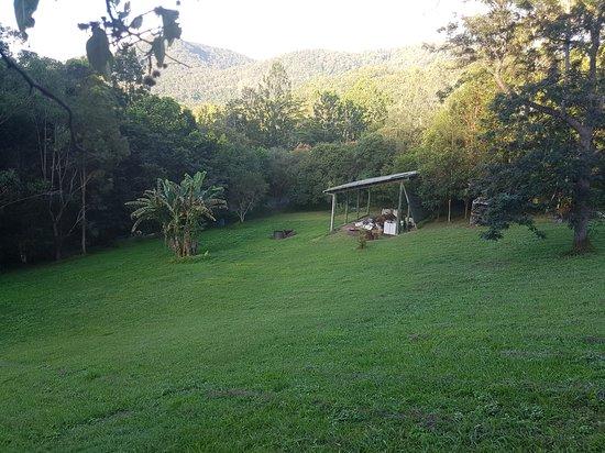 Bilde fra Mount Warning