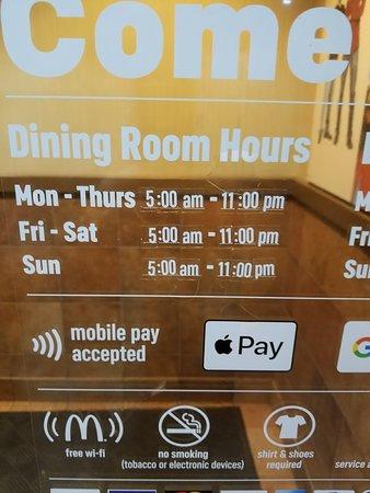 Mcdonald S Marietta Menu Prices Restaurant Reviews