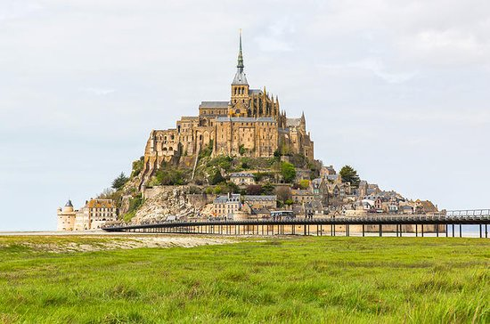 Mont Saint Michel: Tagestrip ab Paris