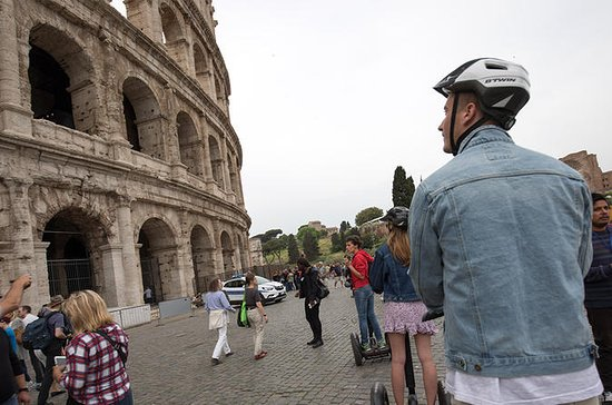 Segway-Tour durch Rom