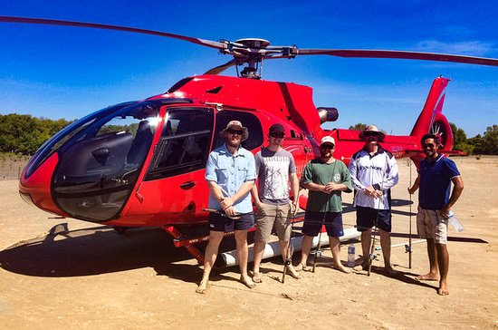 Heli Fishing Day Trip fra Townsville