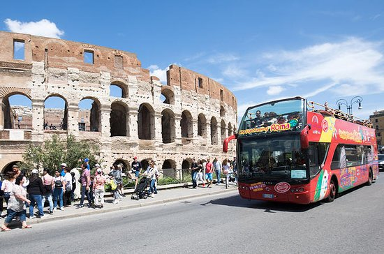 Rome Hop-On Hop-Off Sightseeing Tour