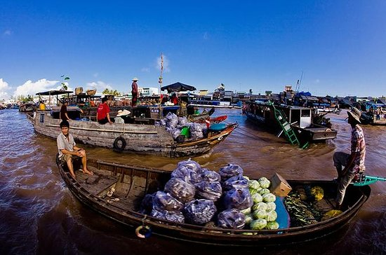 3-Day Mekong River Tour from Ho Chi...