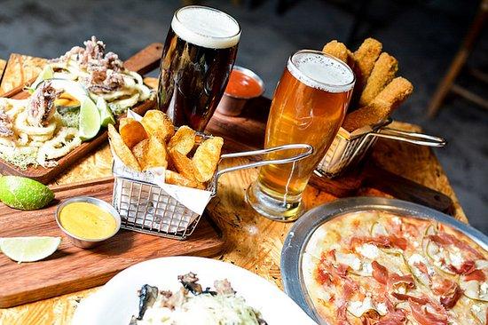Torino Pizza & Bar: Varios platillos