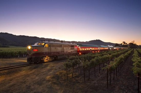 Napa Valley Wine Train with Gourmet...