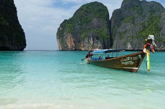 Full Day Phi Phi and Bamboo Islands Speedboat Tour from Krabi