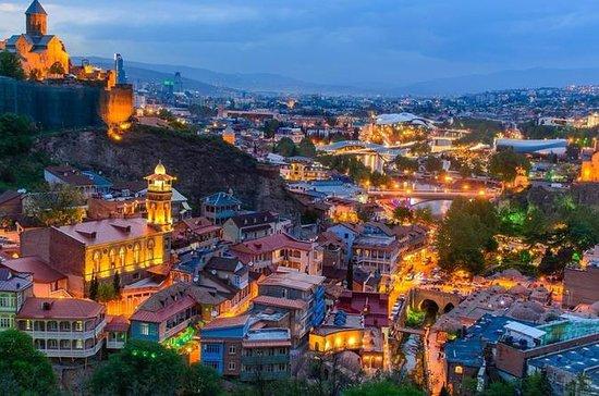 Le coeur du Caucase: visite de 5...