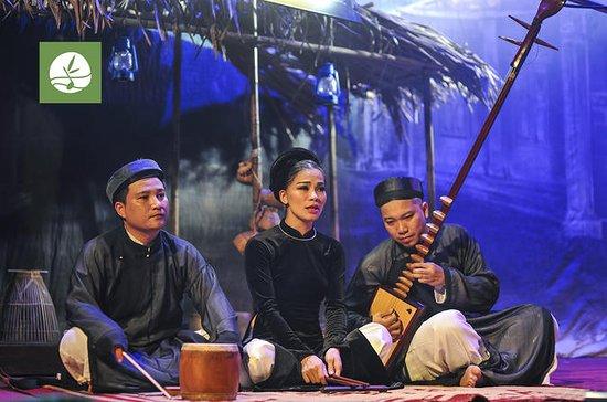 Le spectacle du patrimoine vietnamien