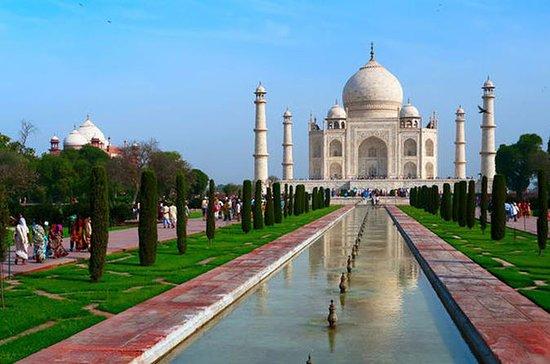 Privat dagstur från Delhi till Agra ...