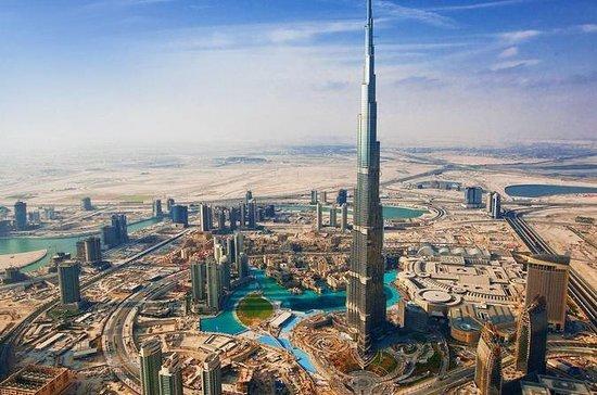 Tour pela cidade de Dubai com guia