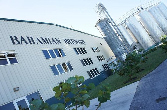 Brewery Tour at Bahamian Brewery