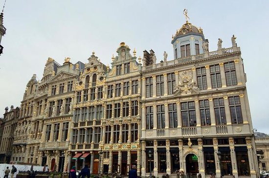Excursion Brussels: trasferimento e