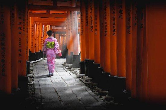 Fushimi Inari Shrine walking tour