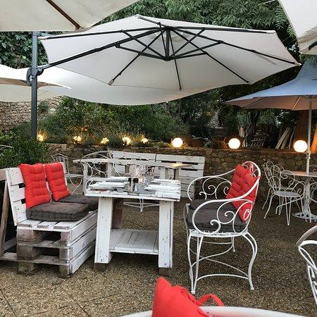 La Roquebrunoise Côté Restaurant照片