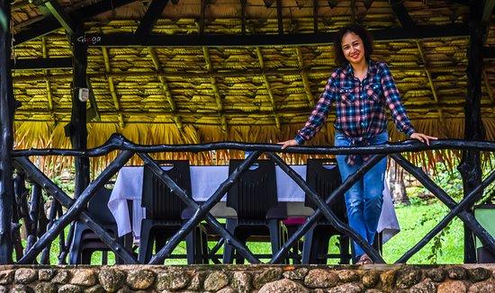 Kyaikto, Myanmar: In The Garden