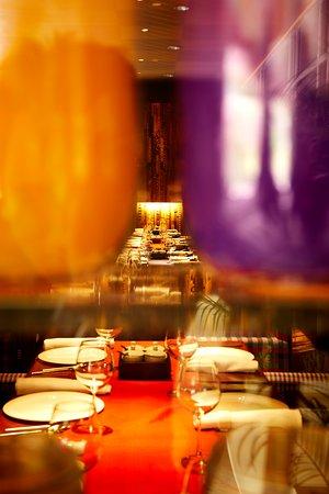 Thai Pavilion: Table Layout